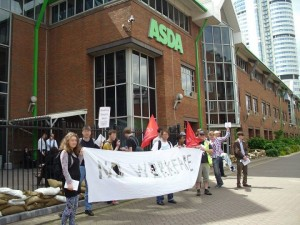 Leeds Unemployed Action Group exposed the workfare providers in their area