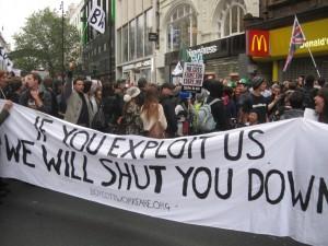 McDonalds shuts its shutters