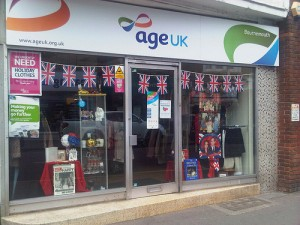 Age UK shop
