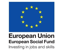 Familiar? European Social Fund branding appears on Work Programme letters and leaflets.