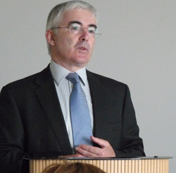 Lord Freud - the ex-banker with an 8 bedroom mansion driving the welfare abolition agenda