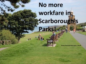 A park in Scarborough