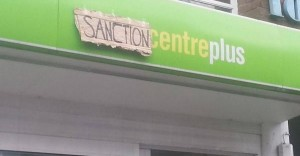 "Job centres were rebranded ""sanctions"" centres"