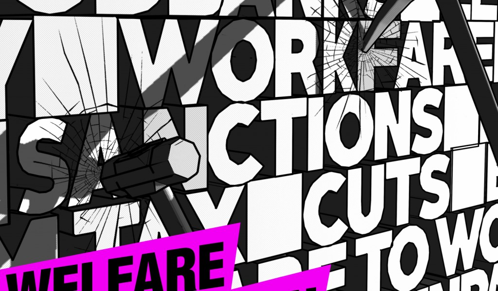 Image for Welfare Action Gathering – 30th May