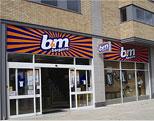 Workfare exploiters B&M Stores