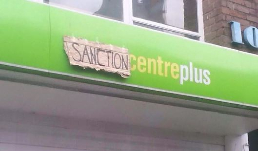 Image for Sanctions centre plus: open all hours?